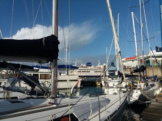 Gunwharf Quay - sunny again