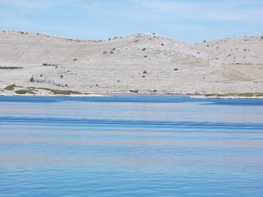 Kornat Island reflection