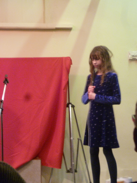 Layla sings another song