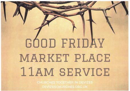Good Friday poster