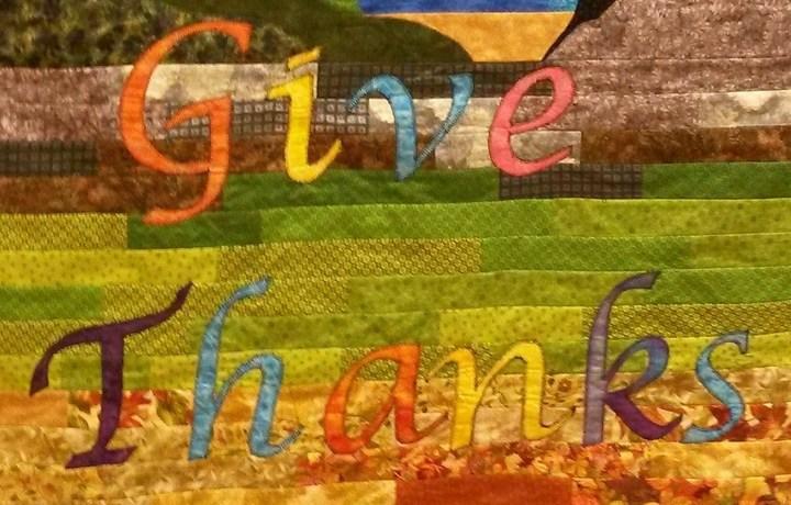 Harvest banner 2015