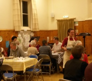 Harvest Supper 2015