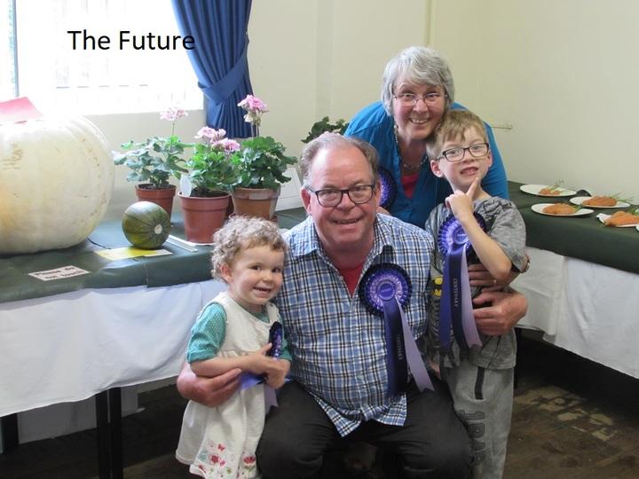 The Society's Future Members - from Tony