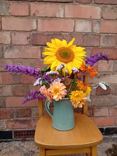 Mixed Flowers from Matt and Elizabeth (Long Eaton)