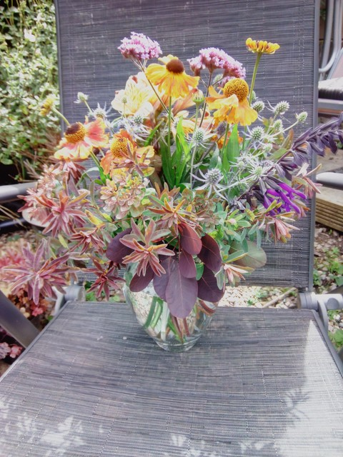 Mixed Flowers from Margaret (Sawley)