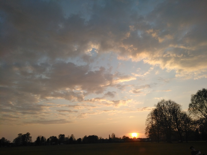 West Park Sunset from Helen (Long Eaton)
