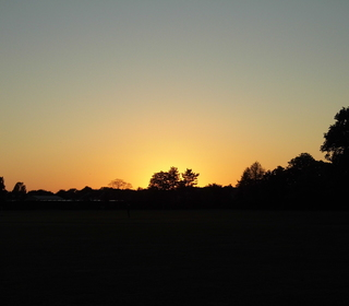 West Park Sunset from Toby (Long Eaton)