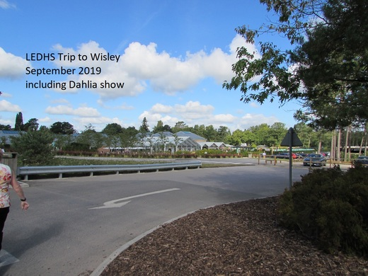 LEDHS Visit to Wisley